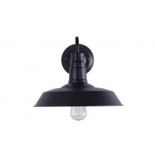 Vintage Barn Wall lamp Black