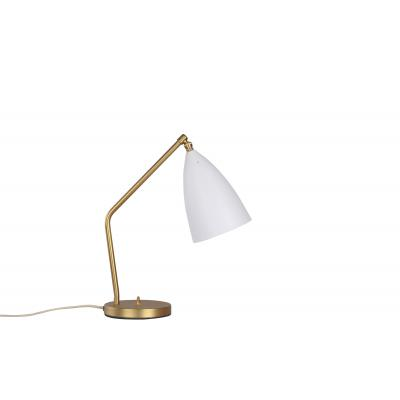 Grashopper Table Lamp Greta M. Grossman Design 8264T-White