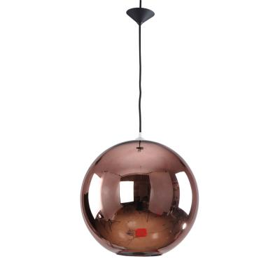 Lighting Copper Shade Pendant tomdixon Design 8272S-GD