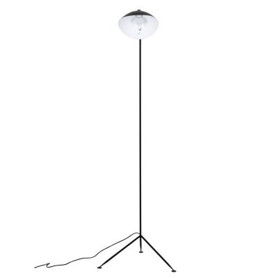 One-Arm Floor Lamp Serge Mouille France Design