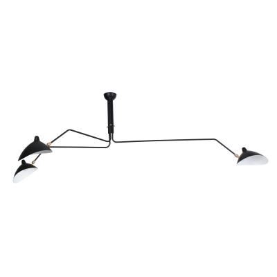 Three-Arm Ceiling Lamp Serge M...