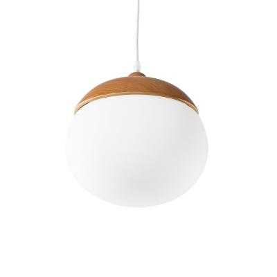 Echinacea Pendant Light A-White-8433S
