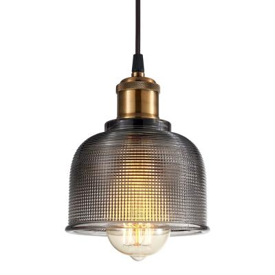Tulip Glass Pendant Lamp - Blu...