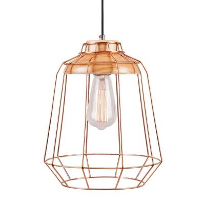 Scandi Tall Cage Light-8623S