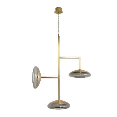 BVH Original Design Dripping Pendant Lamp - 3 arms
