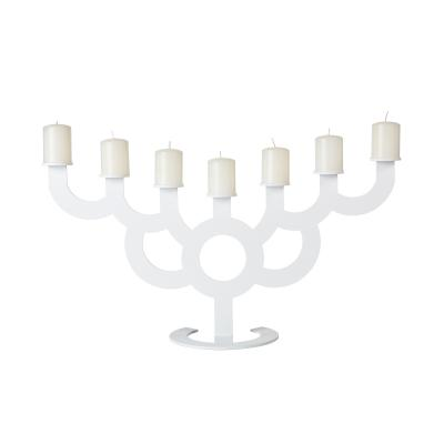 Menorah  Bold Candel Holder by...