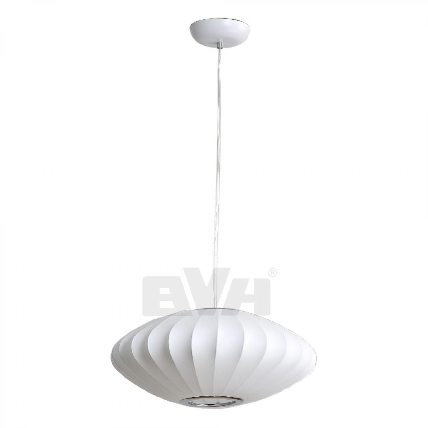 BVH Modern Bubble Lamp Saucer Pendant increase george nelson Design