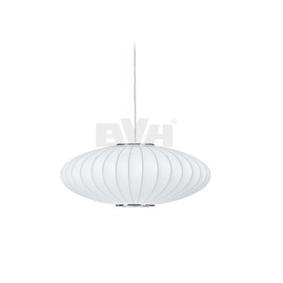 BVH Modern Bubble Lamp Saucer Pendant Medium george nelson Design