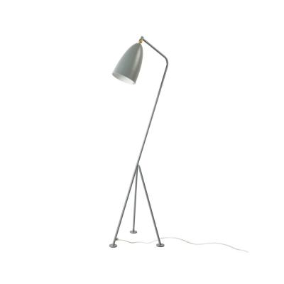 Grashopper Floor Lamp Greta M. Grossman Design 8264F-Green gray